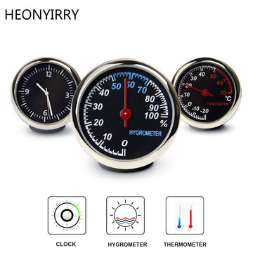 Car Thermometer + Hygrometer - Automotivegifts