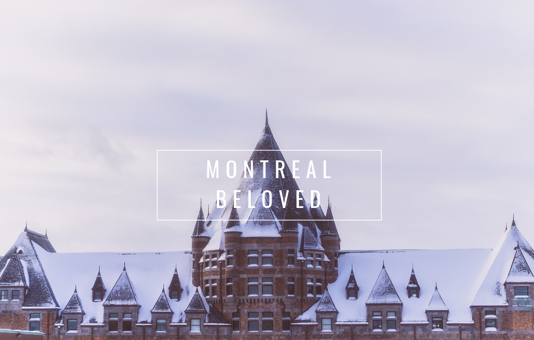 Montreal Beloved | Rue Saint Paul
