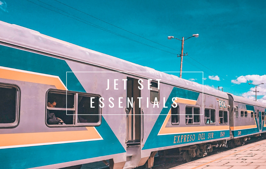 Jet Set Essentials | Rue Saint Paul
