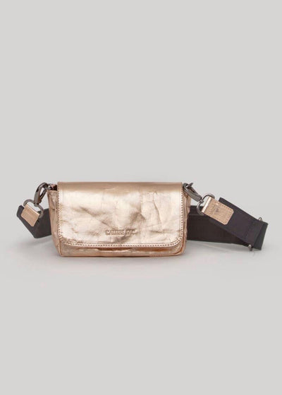 Rose gold belt bag | Sustainable Bags |  Rue Saint Paul
