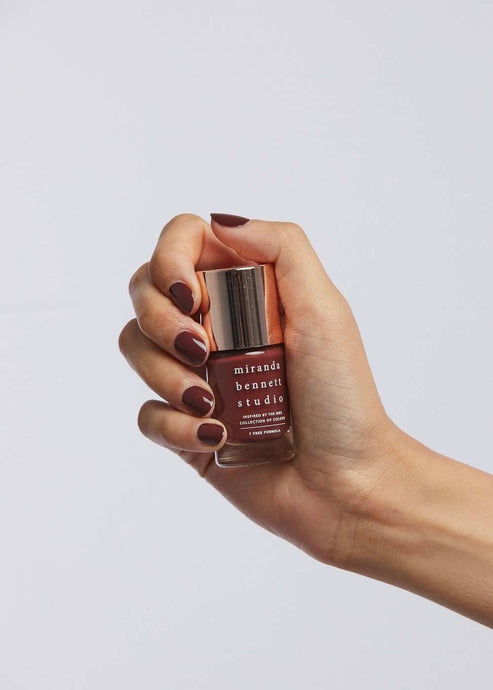 Ed. X Terracotta | 7-Free Formula Nail Color | Rue Saint Paul