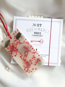 No 27 | Set of 2 scented wax tablets | Rue Saint Paul