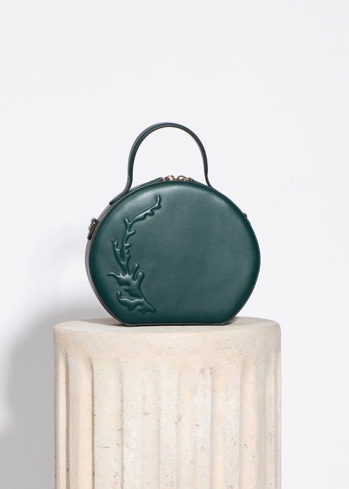 Jamie, green | bag