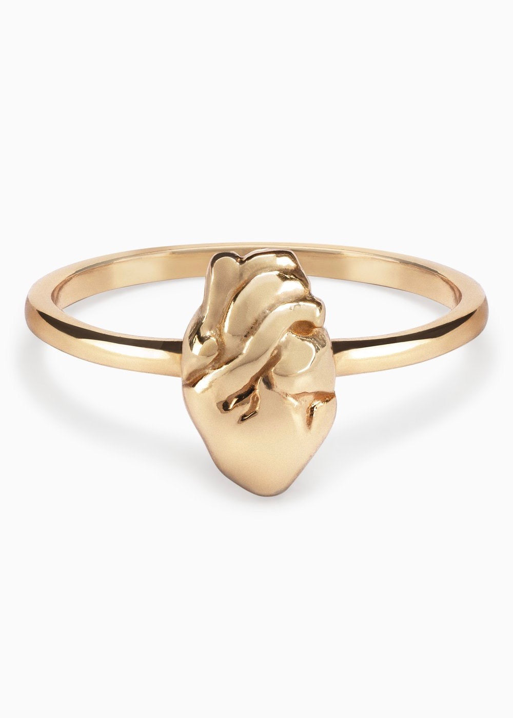 Heart of gold | ring