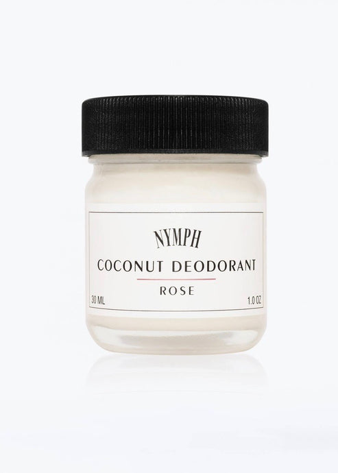 Rose | Coconut Natural Deodorant | Rue Saint Paul