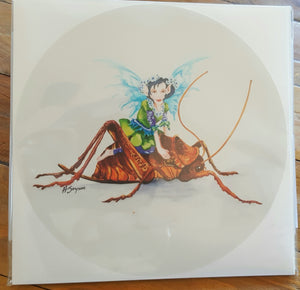Weta Bride Wall Decal 20cm