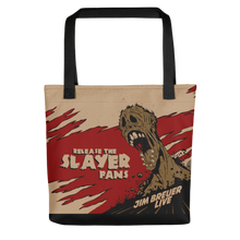 Load image into Gallery viewer, Release the Slayer Fans - Tote