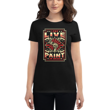Load image into Gallery viewer, Long Live Paint - Women's Fit