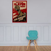 Load image into Gallery viewer, Relase The Slayer Fans - Poster
