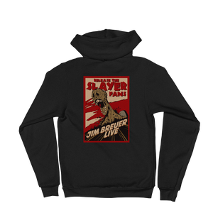 Release The Slayer Fans - Zip Hoodie