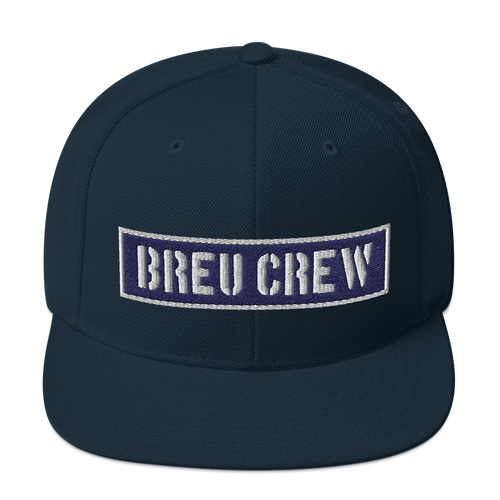Breu Crew - We Are - Snapback