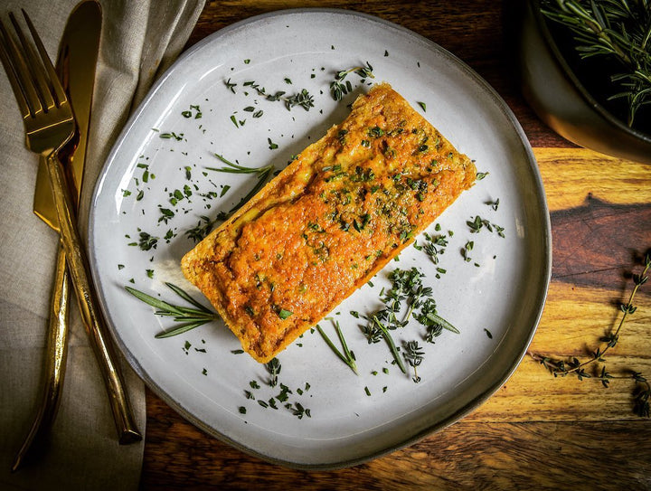 Hello, Breakfast! Seasonal Vegetarian Quiche