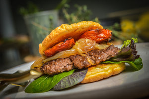 Chargrilled Beef Burger