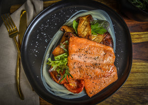Bistro Seared Salmon