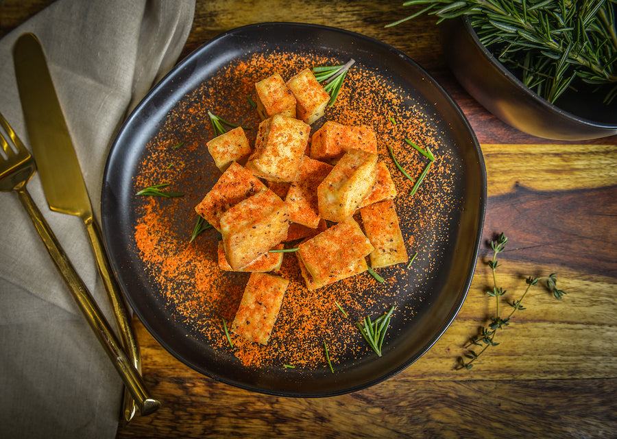 Precision Protein Packs - BBQ Spiced Organic Tofu