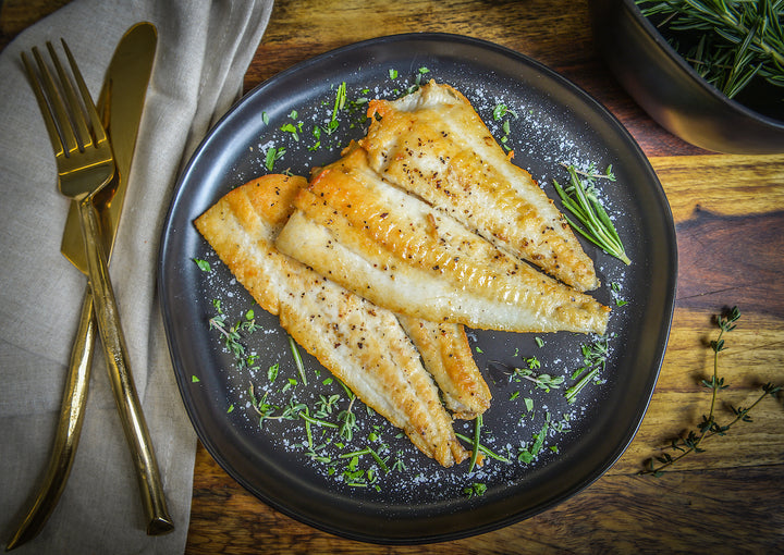 Precision Protein Packs - Pan-Seared White Fish