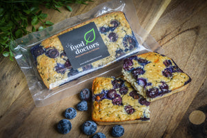 Blueberry, Lemon, Coconut, Pea Protein Not-A-Bar