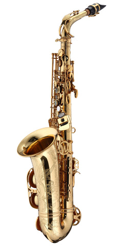 A-605 ALTO SAXOPHONE LIMITED #391