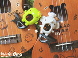 ®BREADTREE Clip-on Tuner for Ukulele, Guitar, Violin & More
