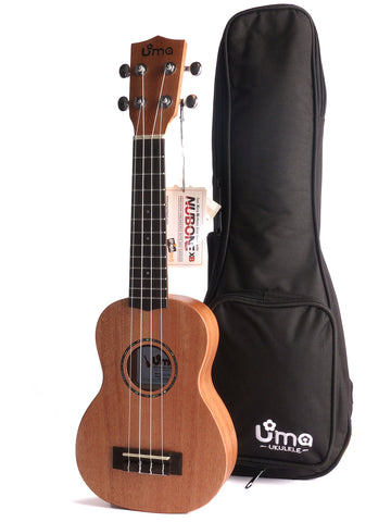 UK-05/06 Solid Top Mahogany/Spruce Ukulele