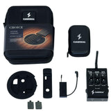 Guitar iSOLO CHOICE - Advanced Wireless Microphone System-EQ,Effect All-in-One Bundle