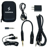 SAXOPHONE iSOLO CHOICE - Wireless Microphone System - EQ, Effect All-in-One Bundle