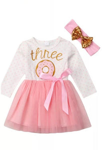 donut three dress