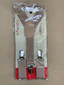 Childrens Y-Back Suspenders