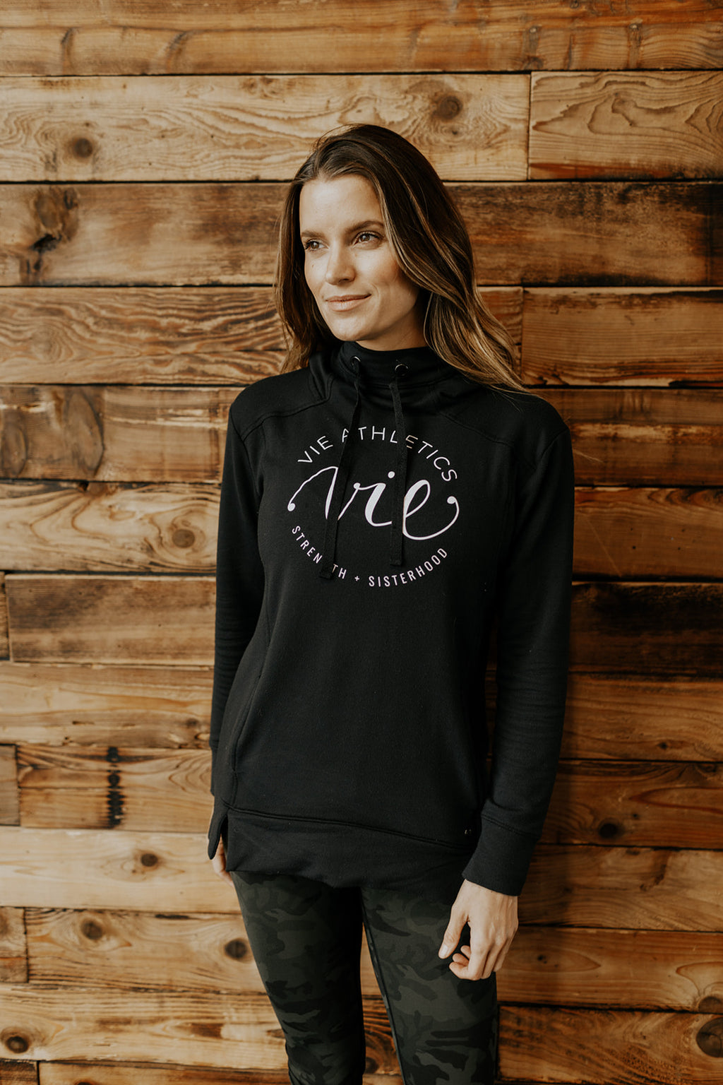 Sure Thing Vie Athletics Hoodie