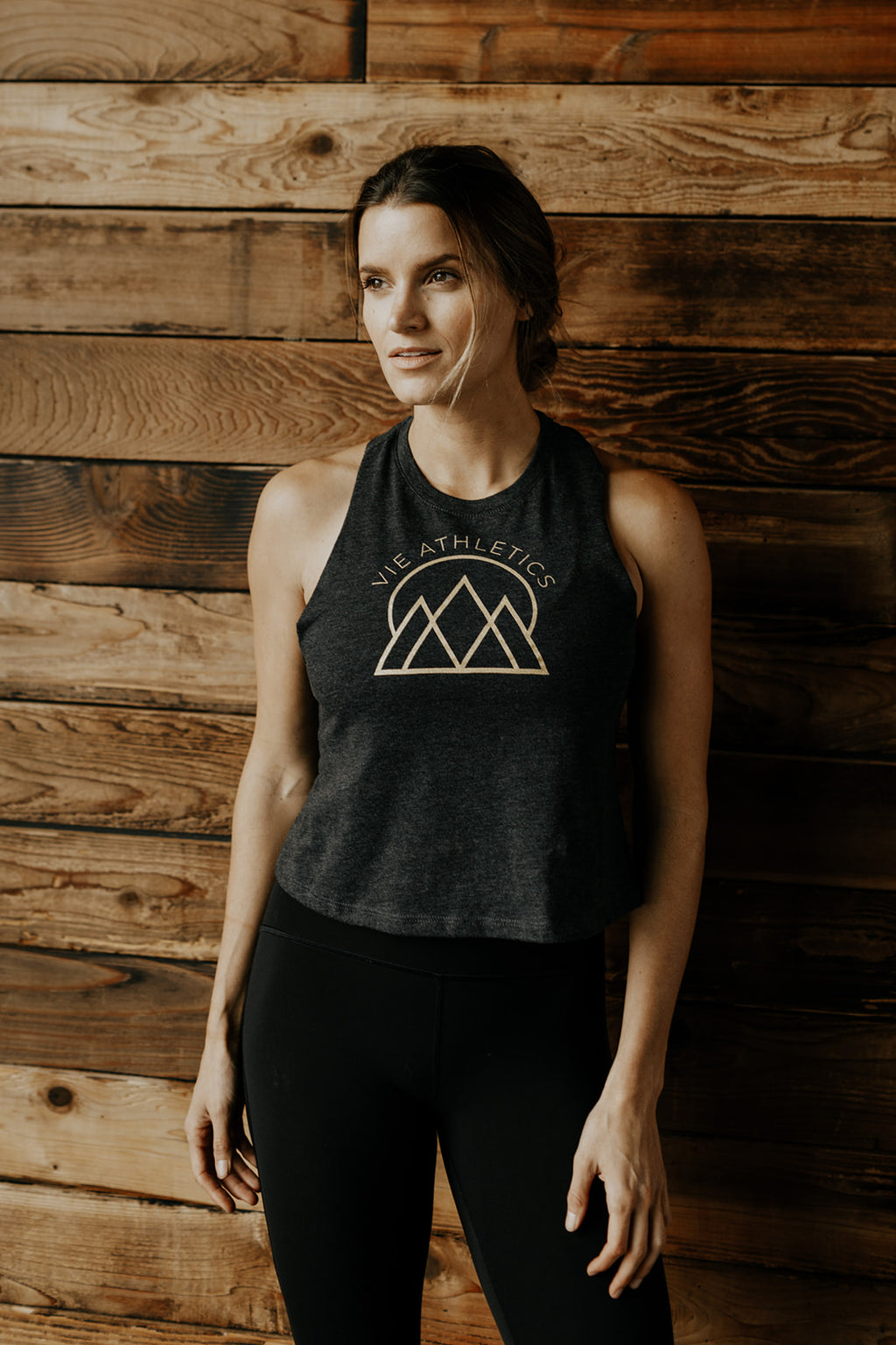 Mountain Crop Tank