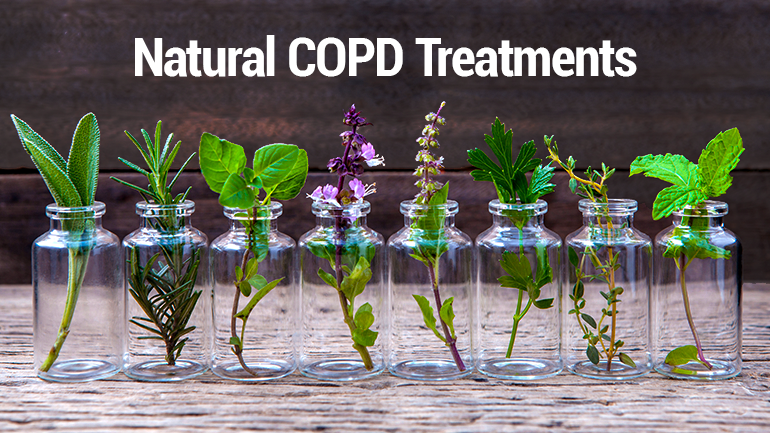 5 Treatments For COPD