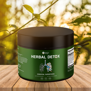The Herbal Detox Powder