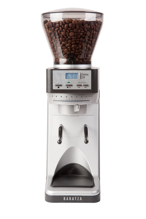 Baratza-Sette30-Grinder-Madison-Wisconsin-Front Beans & PF Arms
