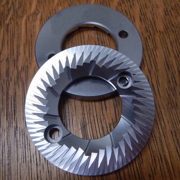 MAHLKÖNIG-PEAK-80mm-Replacement-Grinder-Discs-Burrs-Aftermarket