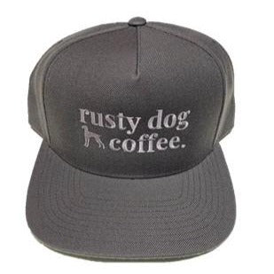 Rusty-Dog-Coffee-5-panel-wool-hat-1