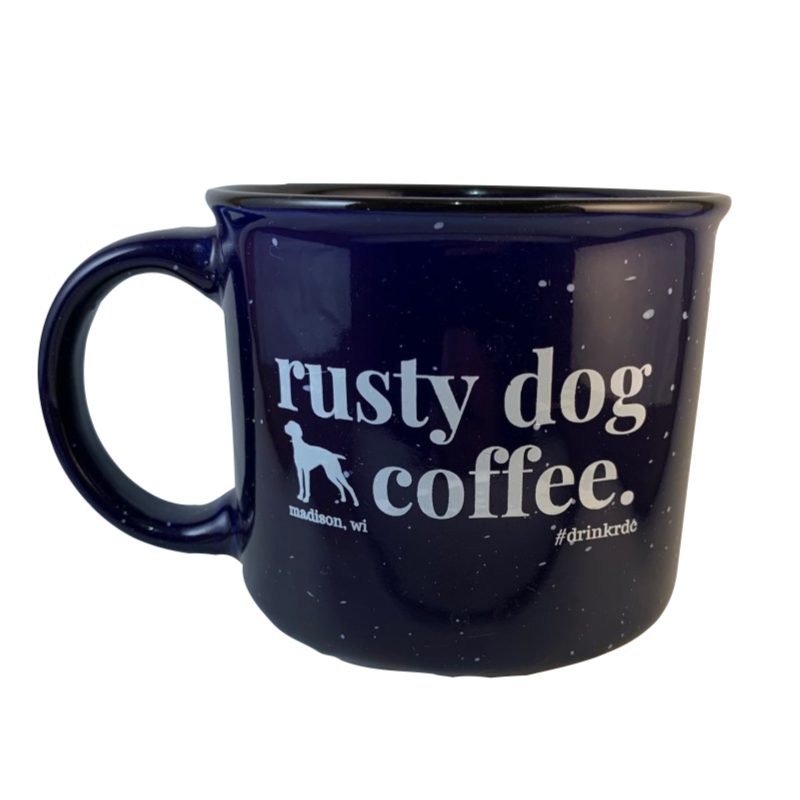 rusty-dog-coffee-madison-wi-blue-mug