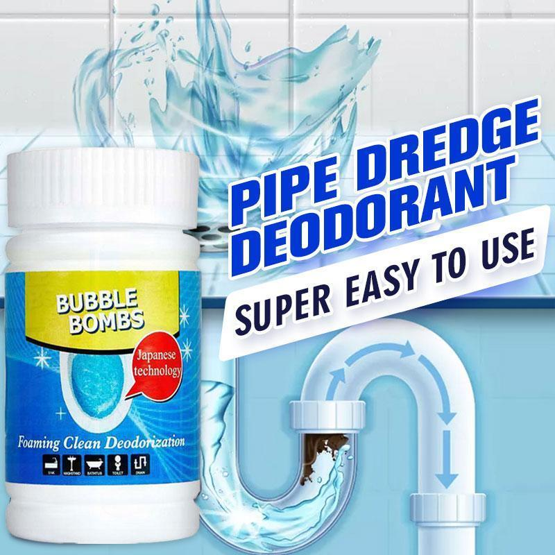 【Buy 2 get 1 free!!!】Non-toxic Enviromental Pipe Dredge Deodorant# only today