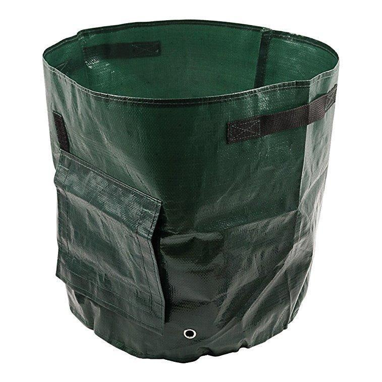 【ONLY TODAY Limited time sale】50L Large Capacity Potato Grow Planter PE Container Bag Pouch Tomato Vegetables Garden Outdoor#Buy 10 pieces together for an average of $ 7.8