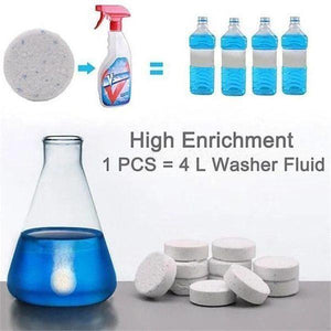 【Clean New Revolution】Multifunctional Effervescent Spray Cleaner