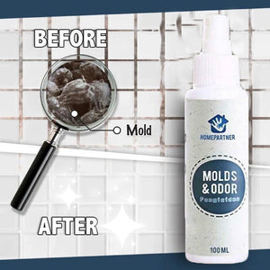 Limited Sale Today 0Instant Effect Non-toxic Mold Remover - Buy more save more!