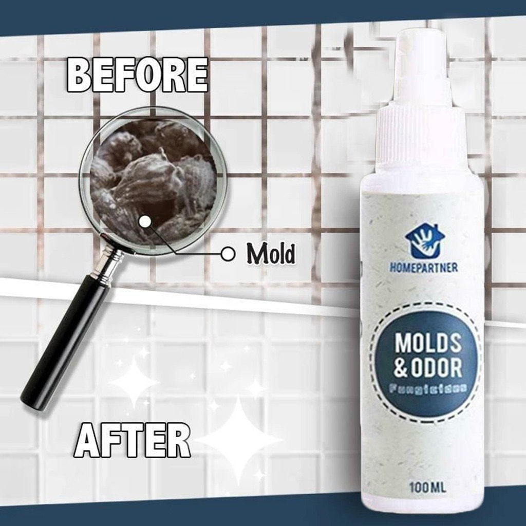 Limited Sale Today Instant Effect Non-toxic Mold Remover - Buy more save more!