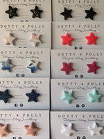 Star Studs-Studs-The Red Road Collective