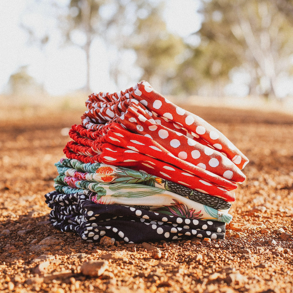 Spinifex - The Canning Collection-Mary & Louise-The Red Road Collective