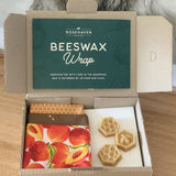 DIY Beeswax Kit-Beewax Wrap-The Red Road Collective