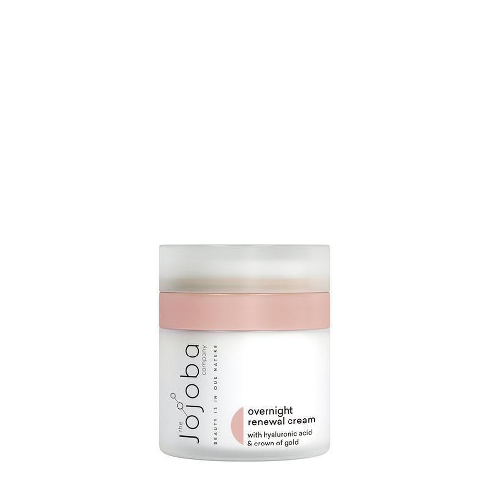 Overnight Renewal Cream 50ml-The Jojoba Company-The Red Road Collective