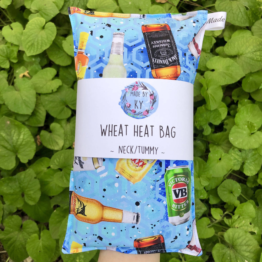 Wheat Heat Bag - Booze - Regular