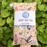 Wheat Heat Bag - Aussie Bush Pink - Regular - Exclusive