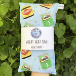 Wheat Heat Bag - Aussie Breakfast - Regular-Wheat heat bag-The Red Road Collective