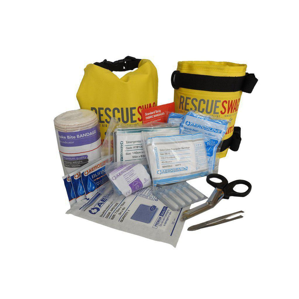 Explorer Rescue Swag Portable First Aid Kit