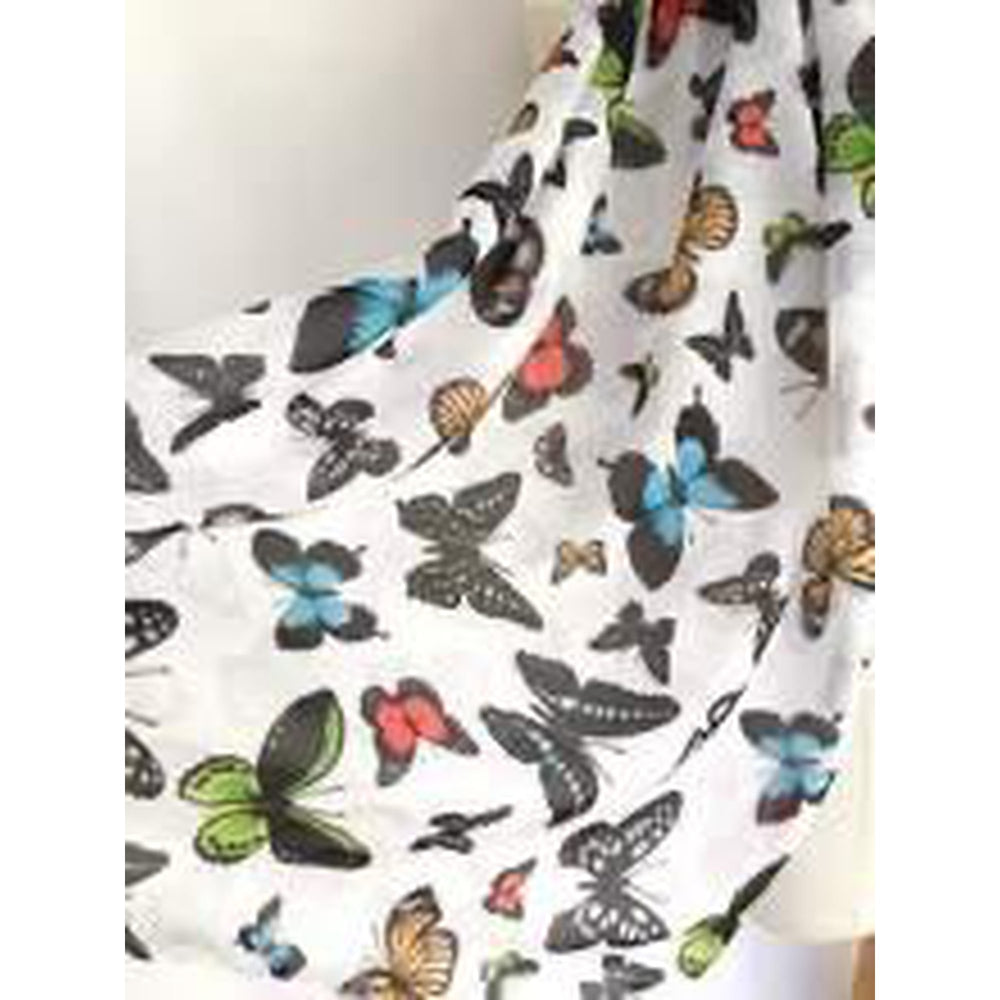Australian Butterflies Scarf | ONE ONLY-The Red Road Collective-The Red Road Collective
